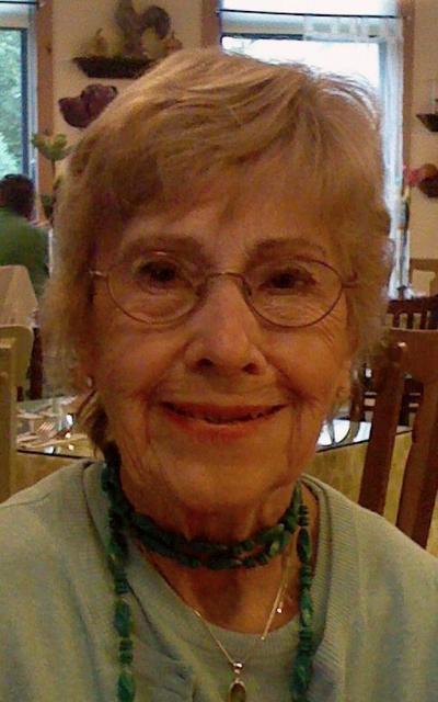 Helen Ruth Nordquist