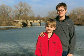 Local students learn tough lesson about spring at the Mill Pond