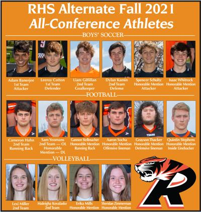All-Conference Graphic