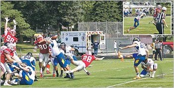 Different game, same story as Tigers fall to Winneconne 27-6