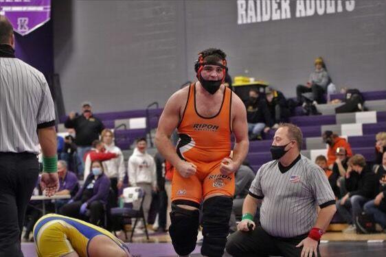 Aaron Socha state-clinching win