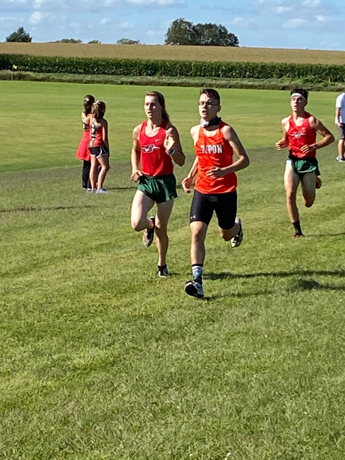 RHS cross country at Campbellsport Quad-1