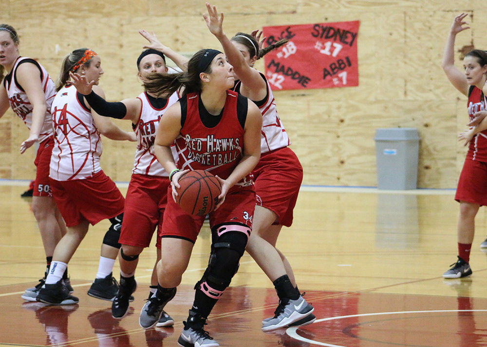 Red Hawk women will try to build off last season's success