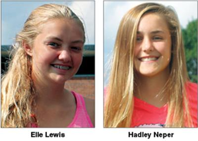 Elle Lewis and Hadley Neper open eyes in Ripon's 7-0 loss to Plymouth
