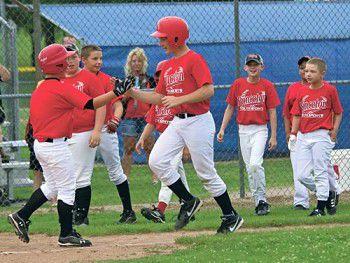 Major League, Major Fun: Ripon Youth Baseball and Softball action continues