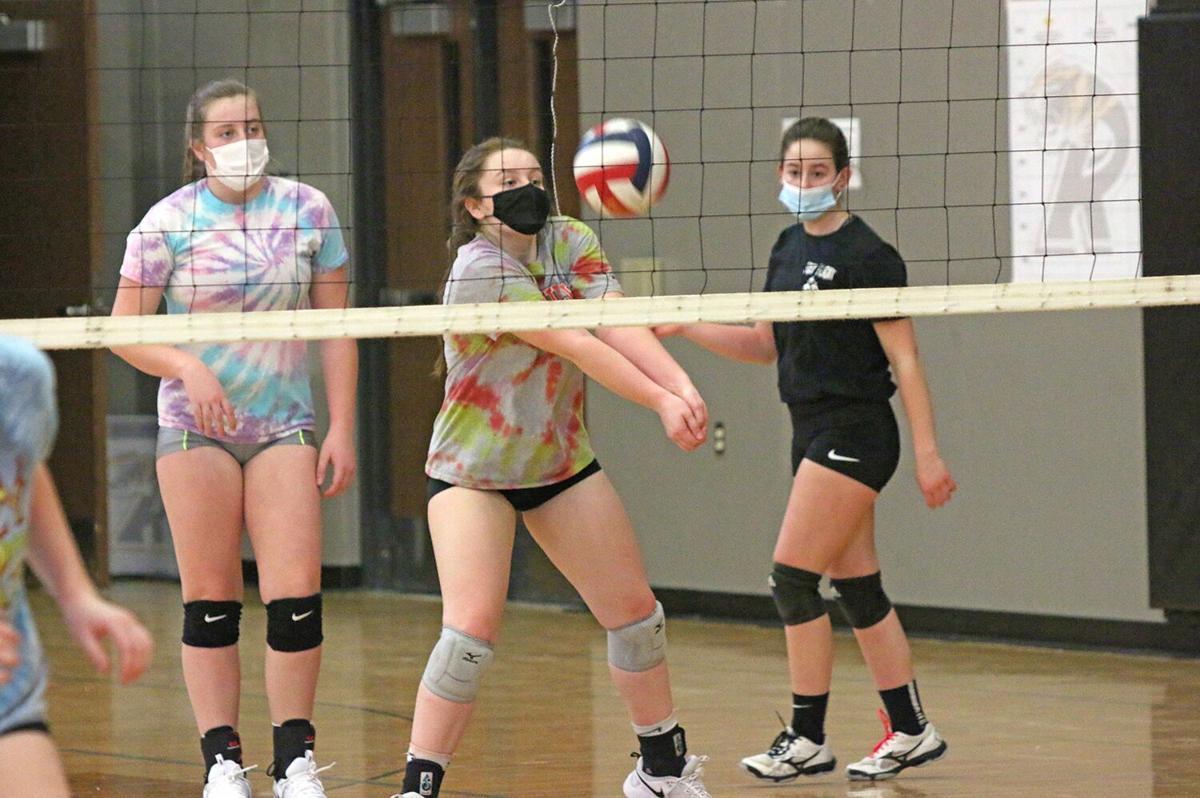 Senior Snapshot: Avery Downs (volleyball)
