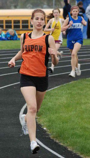 Tiger track team scores well in Kewaskum as it prepares for Tom Callen Invite