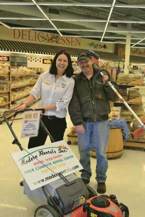 Twenty-six gifts given out by Ripon's Pick 'n Save for annual celebration