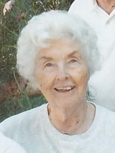 Shirley May Baker