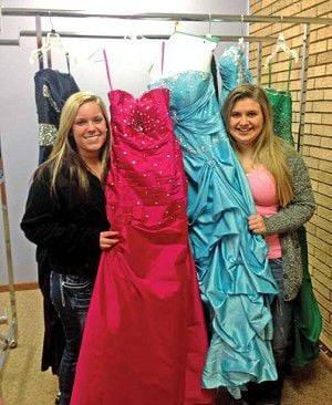 Prom attire for less will be found at new store