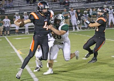 Tigers can't escape Indians relentless attack in 35-0 loss
