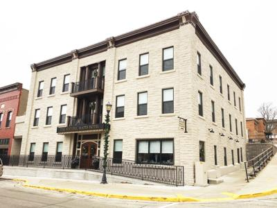 Historic Mapes Hotel