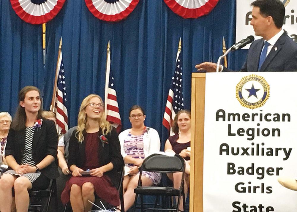 Badger Girl was 'in shock' for lt. gov. win