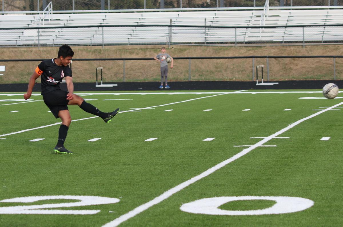 Ripon High School boys' soccer vs. Wayland Academy — April 7, 2021 (4).JPG