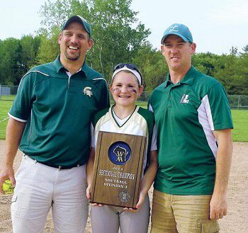 Spartans ride freshman's arm to state tournament