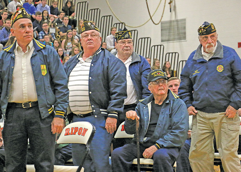 RHS grad: Veterans Day is a solemn time