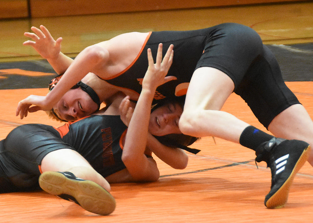 Rule book ruling: Tiger grapplers defeat Plymouth on eighth tiebreaker