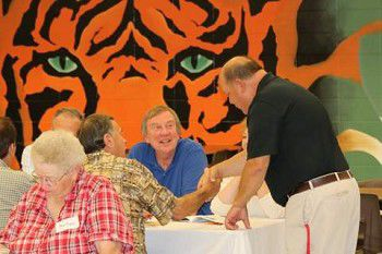 Welcome back, Tigers: 50 years later, RHS classmates still remember 'the new school'