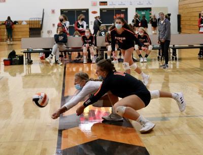 Ripon High School volleyball at Portage Invitational — Oct. 2, 2021 (7).jpg