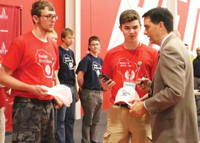 Walker: Kids need to stay local