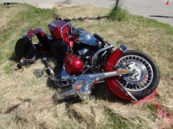 Riponite dies in crash