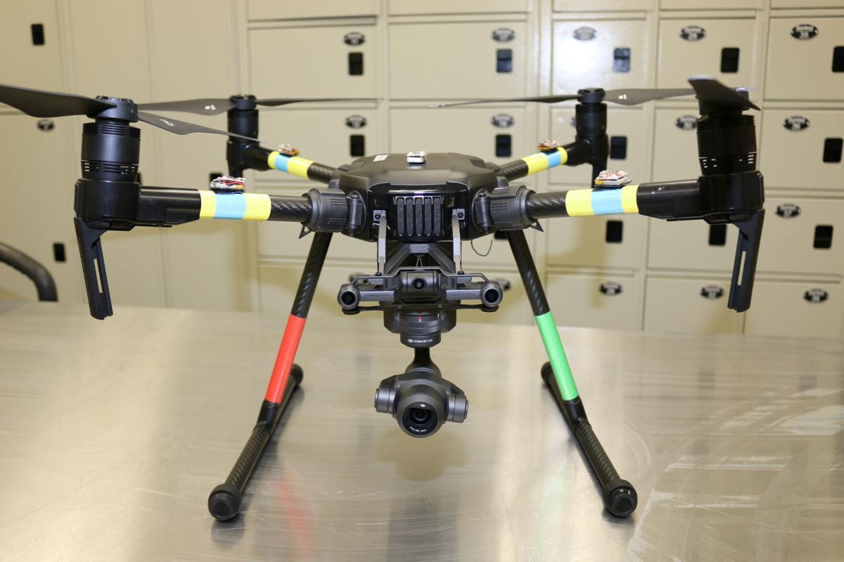 Green Lake County Drone