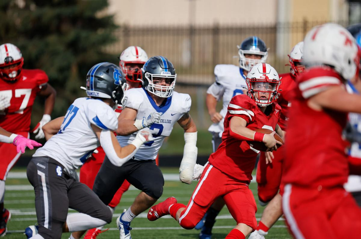 Ripon College football vs. Illinois College — Oct. 2, 2021 (Jim Koepnick photo).jpg