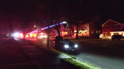 Watson Street fire