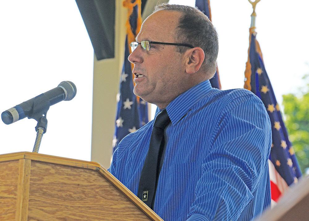 Speaker: Honor sacrifice on Memorial Day