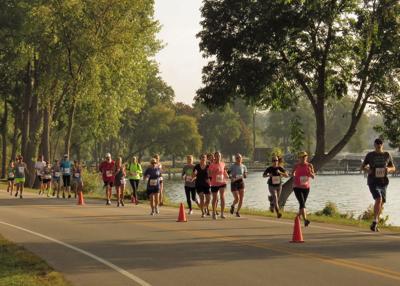 Nearly 400 finish 13dot1 races