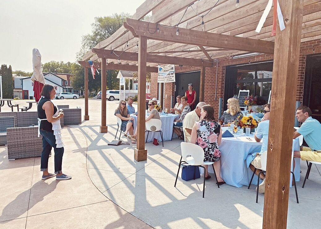 Farm to Table brunch