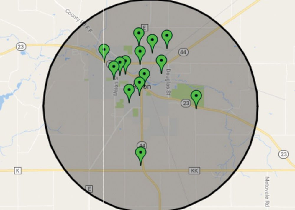 Sex offender list growing in Ripon