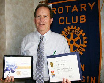 Letter: Former Rotarian honored for his continuing effort for service club