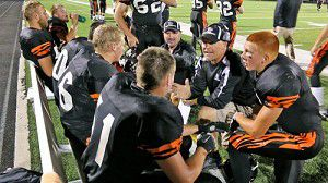 High-stepping to a Homecoming 'W': Tigers win 'The Big Game' for the first time since '09