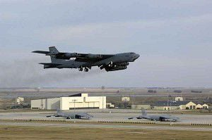 Large military planes could visit Ripon in May