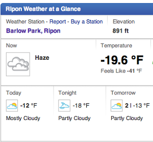 Ripon and GL schools, some area businesses, schools closing Monday
