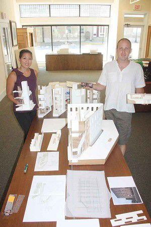 Back to the future: Boca architect hopes to restore grandeur of prominent downtown building