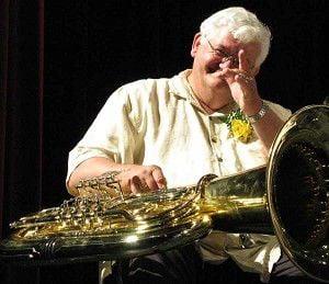 Tuba Dan, Copper Box, RHS Polka Dots will headline concert