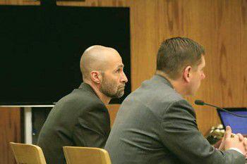 Haefner sentenced for college embezzlement