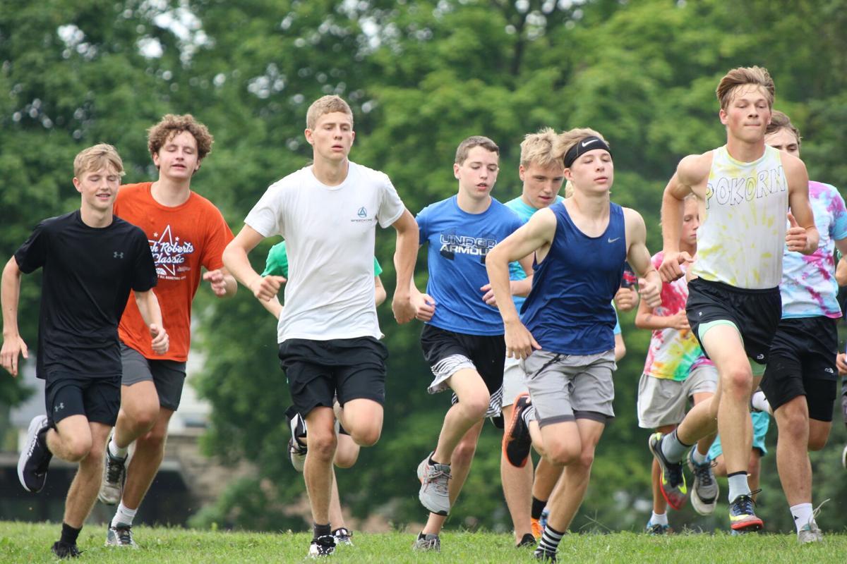 Ripon High School Cross Country Fun Run 2021 (Jonathan Bailey photos) (1).JPG
