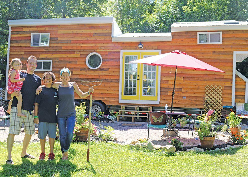 Ripon's 'tiny home' will be on HGTV