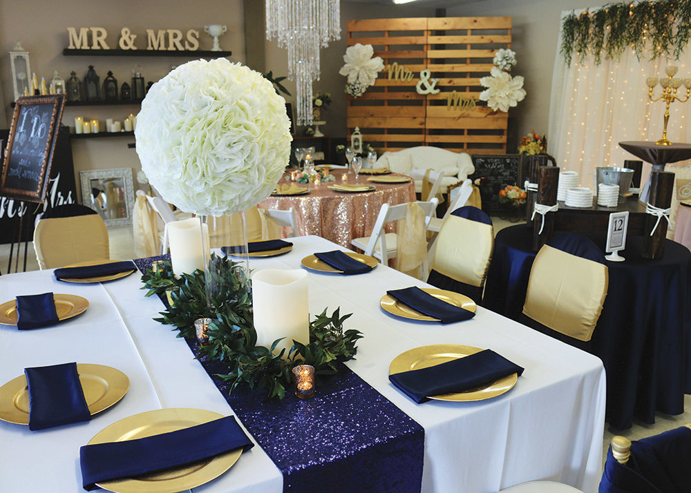 I Do brings decorating, event rental service to Ripon