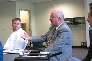 Sides square off as DNR holds public hearing on dairy digester