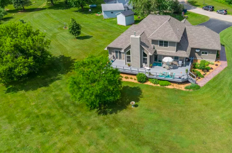 Maiden Rock, Wis. house for sale