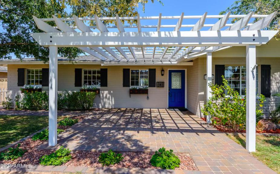 perfect snowbird ranch house in Phoenix, Ariz. for sale 1