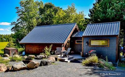 Snowshoe Creek & Little Wood Lake Tiny House cover