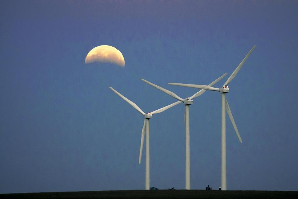 Wind turbine RTSA