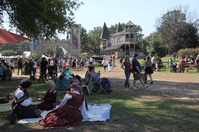 Renaissance Festival grounds.JPG