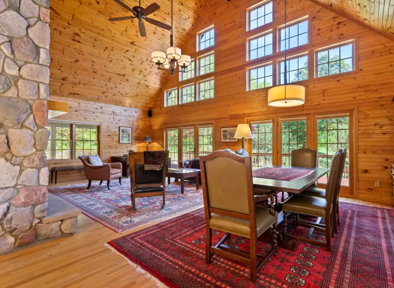 Dream home in Spring Valley, Wis. for sale