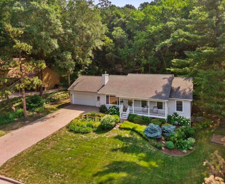 Hudson, Wis. house for sale with backyard surprise 1